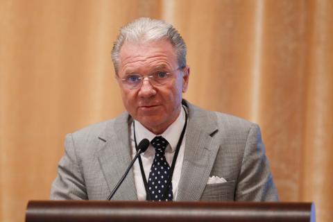Thomas Peterffy, fundador y CEO de Interactive Brokers Group