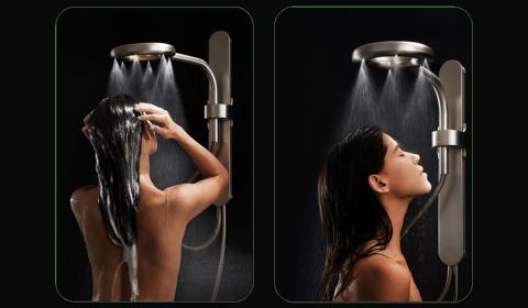 Por qué Tim Cook ha invertido millones en esta ducha que descubrió en el gimnasio