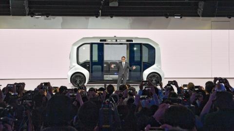 Toyota Mobility for All  'Mobility for all', o cuando el futuro de Toyota pasa por las soluciones de movilidad, los coches autónomos y hasta por una ciudad impulsada por nitrógeno… y no sólo por vender coches toyota mobility all 1851425