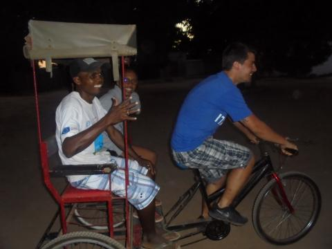 Transporte en Madagascar