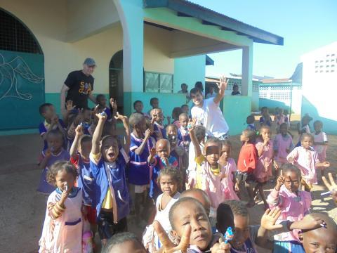 Voluntariado en Madagascar