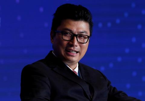 Wang Wei, presidente de SF Holdings