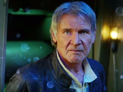 Han le dice una frase clásica a su hijo porque es probablemente la forma en que Ben sabe que reaccionaría.