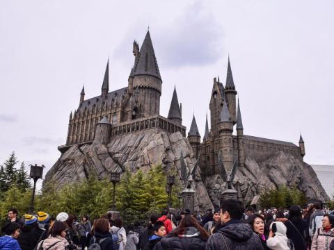 El Mundo Mágico de Harry Potter es un lugar de visita obligada para los fans de la saga.