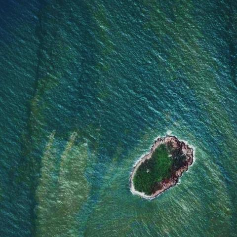 Xigu Island, China.