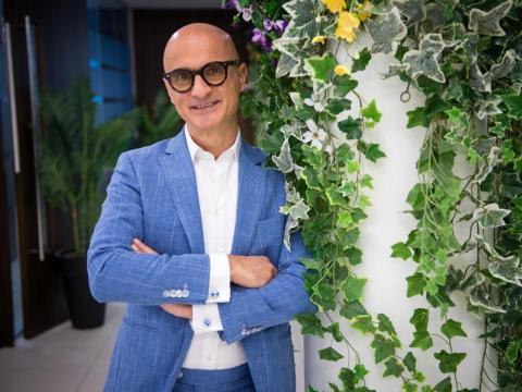 Ali Parsa, fundador y CEO de Babylon Health.