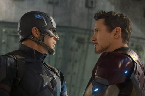 """11. """"Captain American: Civil War"""" (2016)"""