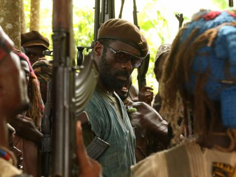 16. Beasts of No Nation — 91%