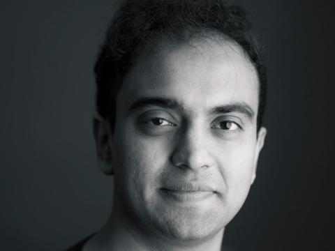 Tej Tadi, fundador y CEO de MindMaze.