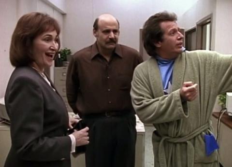 2. El show de Larry Sanders (temporada 4)