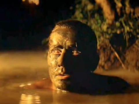 Martin Sheen en Apocalypse Now