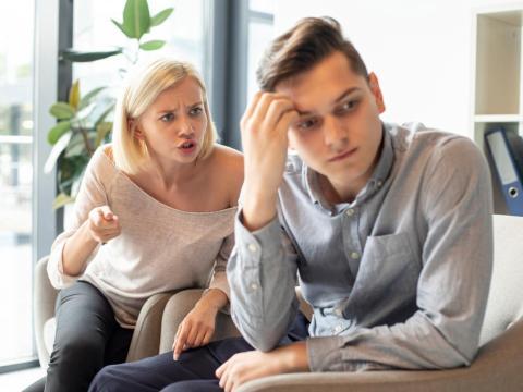Una persona enamorada no engaña a su pareja.