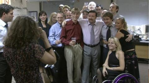 6. The Office (versión Reino Unido) (temporada 3)