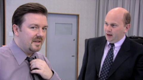 7. The Office (versión de Reino Unido) (temporada 1)