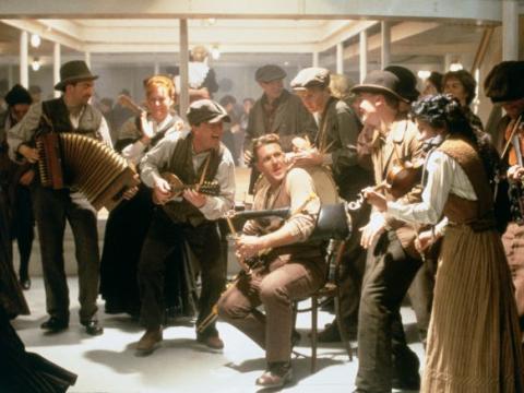 """La película """"Titanic"""" hizo que la tercera clase pareciera una verdadera fiesta"""
