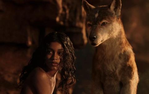 74. Mowgli: la leyenda de la selva — 52%