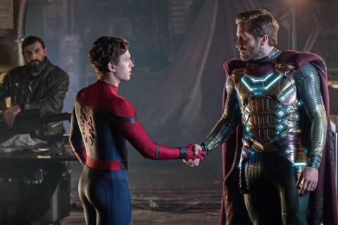 """8. """"Spider-Man: Far From Home"""" (2019)"""