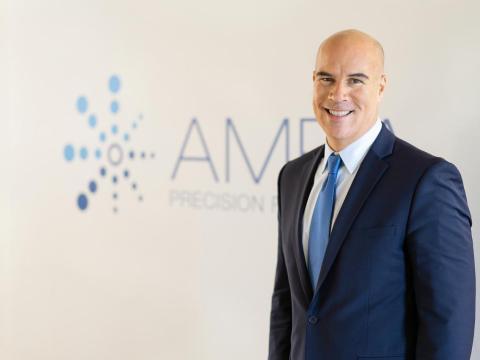 Eric Converse, CEO de AMRA.