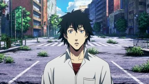 Imagen de la miniserie 'Alice in Borderlan'. Ryôhei Alice, el protagonista, será interpretado por Kento Yamazaki.