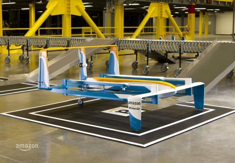 Amazon Prime Air.