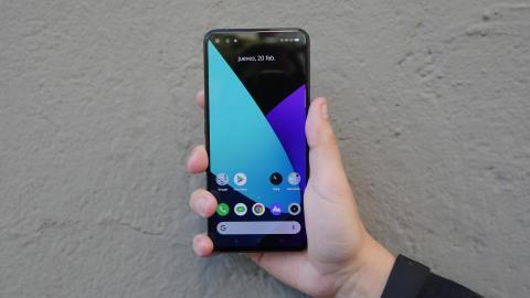 Análisis realme X50 Pro 5G