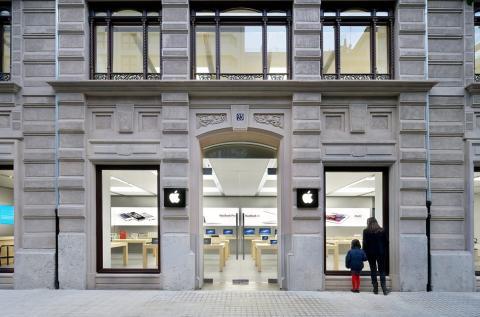 Apple Store, Valencia