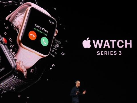 Apple will probably call it the Apple Watch Series 6.