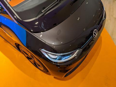 Capó del Volkswagen ID.3
