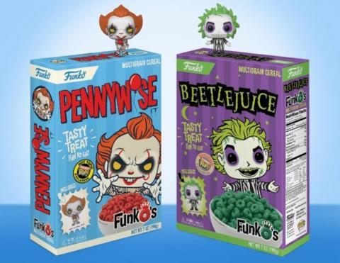 Cereales Funko Pop