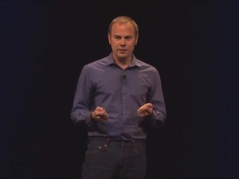 Chris Lattner, creador de Swift.