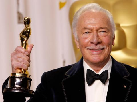 Christopher Plummer.
