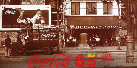 Coca-Cola en España