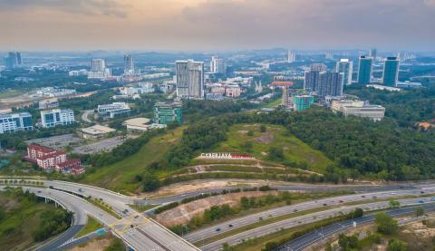 Cyberjaya, a 25 kilómetros de la capital de Malasia, Kuala Lumpur