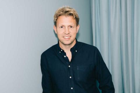 Daniel Kjellén, CEO y fundador de Tink