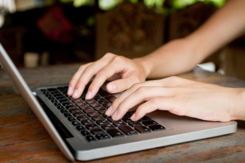 Escribir ordenador