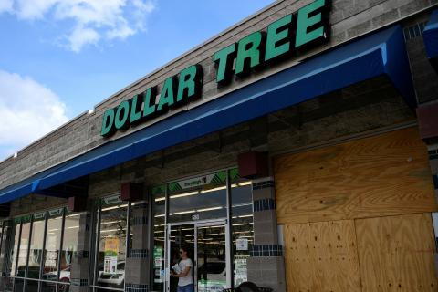 Establecimiento de Dollar Tree.