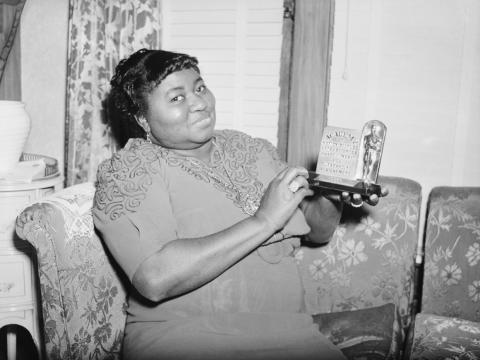 Hattie McDaniel in 1940.