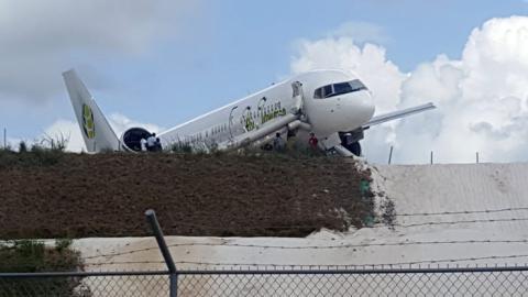 Vuelo 256 de Fly Jamaica Airways