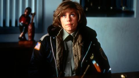Un fotograma de la película 'Fargo'