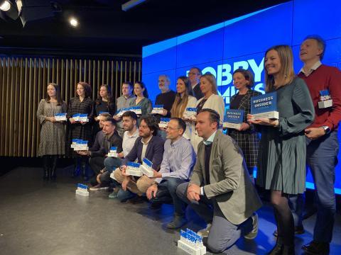 Ganadores de los Hobby Premios 2020