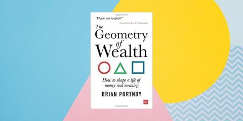 """""""The Geometry of Wealth"""" ('La geometría de la riqueza') de Brian Portnoy"""