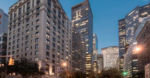 Hotel Iberostar, Park Avenue, Nueva York