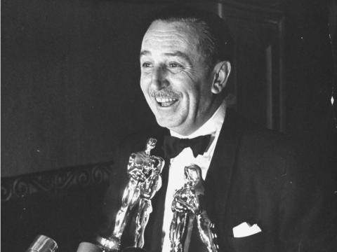 Pero con 22 victorias de 59 nominaciones, Walt Disney es el ganador del Oscar más premiado de la historia. E incluso llegó a ganar 4 Oscars en una noche.