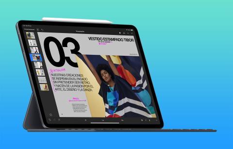iPad Pro de 11 pulgadas
