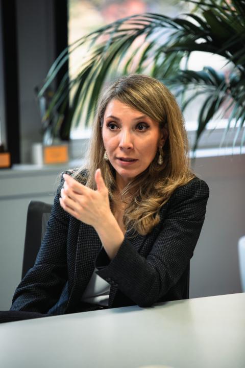 Irene Cano, directora general de Facebook para España y Portugal.