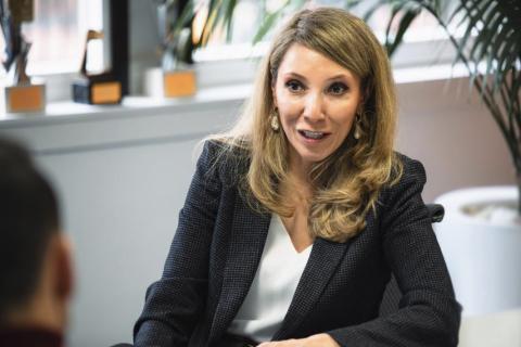 Irene Cano, directora general de Facebook para España y Portugal