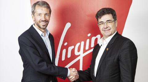Euskatel usará la marca de Virgin en su expansión nacional
