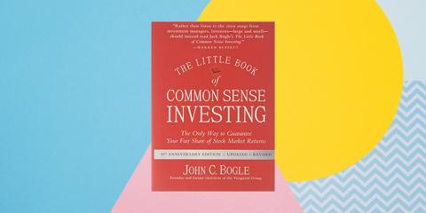 """""""The Little Book of Common Sense Investing"""" ('El pequeño libro de la inversión del sentido común') por John C. Bogle"""
