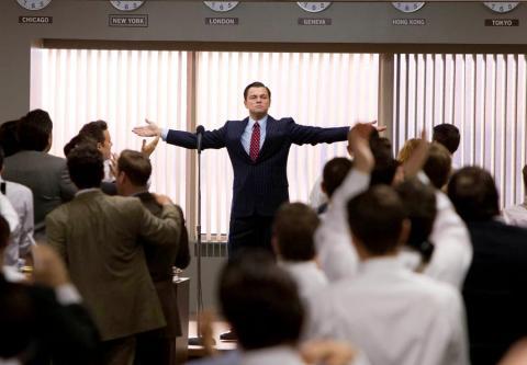 """""""El Lobo de Wall Street"""" retrata un lugar de trabajo muy tóxico lleno de acoso, mala conducta y comportamiento problemático."""