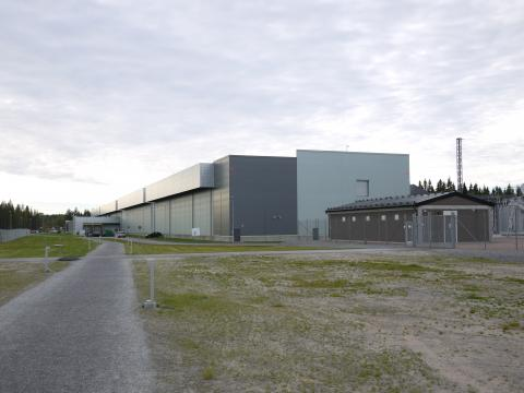 Lulea Data Center